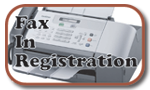 Fax-In-Registration